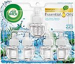5-Pack Air Wick Scented Oil Refills (Fresh Waters) $7.48
