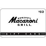 Romano's Macaroni Grill $100 Value Gift Cards $80, $50 Papa John's, Krispy Kreme, Boston Market GC $40 and more