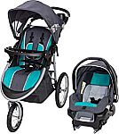 Baby Trend Pathway 35 Jogger Travel System, Optic Teal $108
