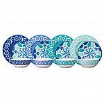 12-piece Melamine Dinnerware Set $11.97
