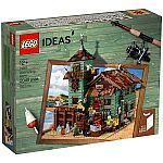 LEGO 21310 Ideas Old Fishing Store (2049 Pieces) $130