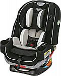 Graco 4Ever Extend2Fit All in One Convertible Car Seat $210 with $40 Kohls Cash