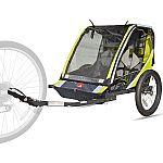 Allen Sports Deluxe 2-Child Bike Trailer $66.78 (Org $149)