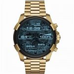 Diesel - On Full Guard Smartwatch 48mm Stainless Steel from $227