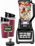 Ninja Nutri Ninja Blender Duo with Auto-iQ (BL641) $100 (Org $200)