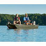 Sun Dolphin Pro 10.2 ft. Fishing Boat $1165 Shipped