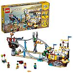 LEGO Creator 3in1 Pirate Roller Coaster 31084 Building Kit (923 Piece) $72 (org $90)