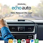 Amazon Echo Auto: Pre-Order Invitation Request Available