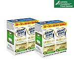 2x Move Free Ultra 2in1 with Comfort Max - Joint Health Support 60 Ct (120 count in total) $41.78