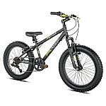 "20"" BCA Boys Genesis Rock Blaster Fat Tire Mountain Bike $73 (org $119)"