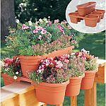 Up to 50% off Select Bloem Planters and Window Boxes