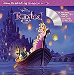 Tangled Read-Along Storybook and CD $2.70