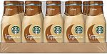 15-count Starbucks Frappuccino Drinks, Coffee Flavor, 9.5 Ounce Glass Bottles $15.19