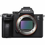 Sony a7 III Mirrorless Camera (Body Only) + $400 Rakuten Super Points $1998