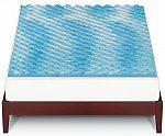 "1.5"" The Big One Gel Memory Foam Mattress Topper (any size) + $5 Kohls Cash for $25.50, Down Alternative Reversible Comforter + 2 Pillows for $26"
