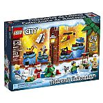 LEGO City Advent Calendar 60201, New 2018 Edition: $21