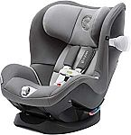 Cybex Sirona M SensorSafe 2.0, Manhattan Grey,Car Seat $158 (52% Off) & More Evenflo Baby Products