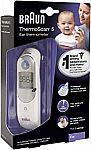 Braun ThermoScan 5 IRT6500 Digital Ear Thermometer $29