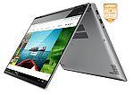 """Lenovo Yoga 720 2-in-1 15.6"""" 4K Laptop (i7-7700HQ 16GB 256GB SSD GTX 1050) $825"""