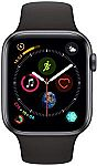 Apple Watch Series 4 (GPS, 44mm) $415