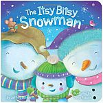50% Off Select Holiday Children's Books: The Itsy Bitsy Snowman $3 and more