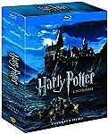 Harry Potter: Complete 8-Film Collection (Region Free Blu-ray) $24.95 Shipped