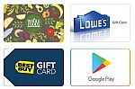Amazon Amex Offer (YMMV): $30 Off $60 Select Gift Cards (iTunes, Best Buy, Lowes and more)