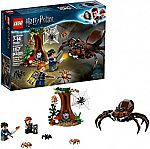 LEGO Harry Potter and The Chamber of Secrets Aragog's Lair (75950) $11.99, Classic World Fun (10403) Kit $12.99 and more