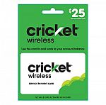 Cricket Wireless, Total Wireless, Tracfone, Simple Mobile Prepaid Phone Card Buy 1 Get 1 20% Off