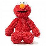 UNIQLO Kaws X Sesame Street Plush Toys: (Elmo, Big Bird, Bert) for $19.90