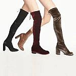 Stuart Weitzman - Up to 60% Off Sale + Extra 25% Off: Over-Knee Boots from $225