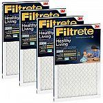 3M 2200 Series Filtrete Filter 4-pack $46
