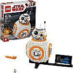 LEGO Star Wars VIII BB-8 75187 Building Kit $67