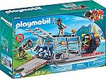 PLAYMOBIL Enemy Airboat with Raptor Building Set (10741) $21.56 + Free Shipping