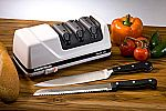 Chef'sChoice 120 Diamond Hone EdgeSelect Professional Electric Knife Sharpener (3-Stage) $90 (Org $130)