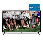 "LG 65"" LED 4K Ultra HD HDR Smart TV - 65UK6090PUA + $100 Dell promo eGift Card $599, 49"" TV + $100 GC $349"