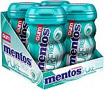 4-Pack of 50-Piece Mentos Gum (Wintergreen) $8.29 and more