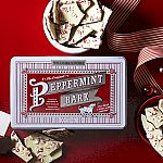 Williams Sonoma Peppermint Bark 1lb $9 and more + Free Shipping