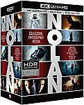 Coffret Christopher Nolan 7 Films [4K Ultra HD] $64 Shipped