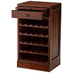 Home Decorators Collection Quentin Brown Bar Cabinet $73.50 (70% off)