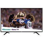 """Hisense 55"""" 55R6000E 4K UHD Roku Smart LED TV $248 (In Store, YMMV)"""