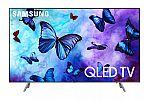 """55"""" Samsung QLED (QN55Q6FN) LED Ultra HD 4K Smart TV HDR $899.91 & More (After Rebate)"""