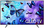 """Samsung QLED Q6FN Series 55"""" Class UHD Smart TV $899 (after rebate) and more"""