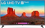 """65"""" LG 65UK7700PUD 4K HDR Smart TV $699 and more"""