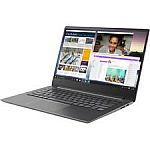 "Lenovo 14"" Ideapad 530S FHD Laptop (Ryzen 5 2500U 8GB 256GB SSD) $450"