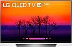 "LG OLED 4K TV's: 55"" OLED55B8PUA $1199, 55"" OLED55E8PUA $1299, 65"" OLED65B8PUA $1799"