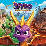 Free Sony PS4 Game: Spyro Reignited Trilogy - Fiery Return Theme