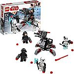 LEGO Star Wars: The Last Jedi First Order $9 + Free Shipping