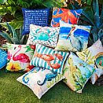 """Pier 1 Imports 20""""x20"""" Indoor/Outdoor Pillows $2.98 (90% Off)"""