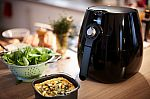 Philips - Viva Collection Analog Air Fryer (HD9220/29) $80 (Org $200)